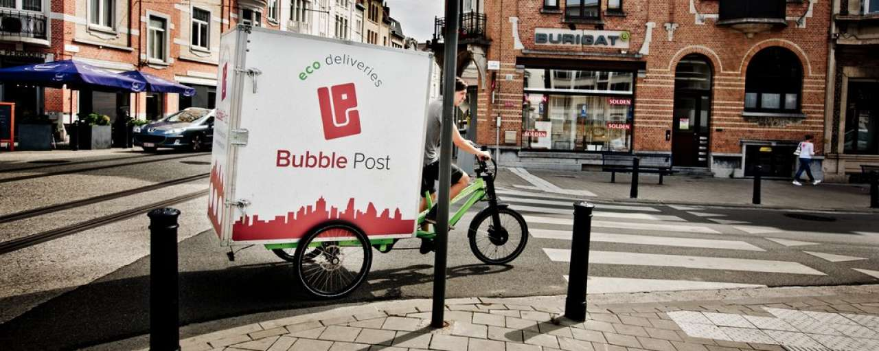 Bubble Post