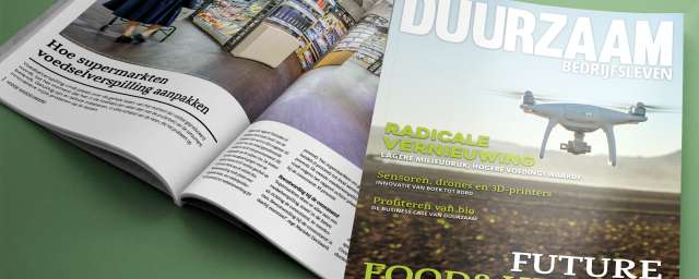 magazine future food & health