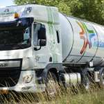 frieslandcampina duurzaam transport