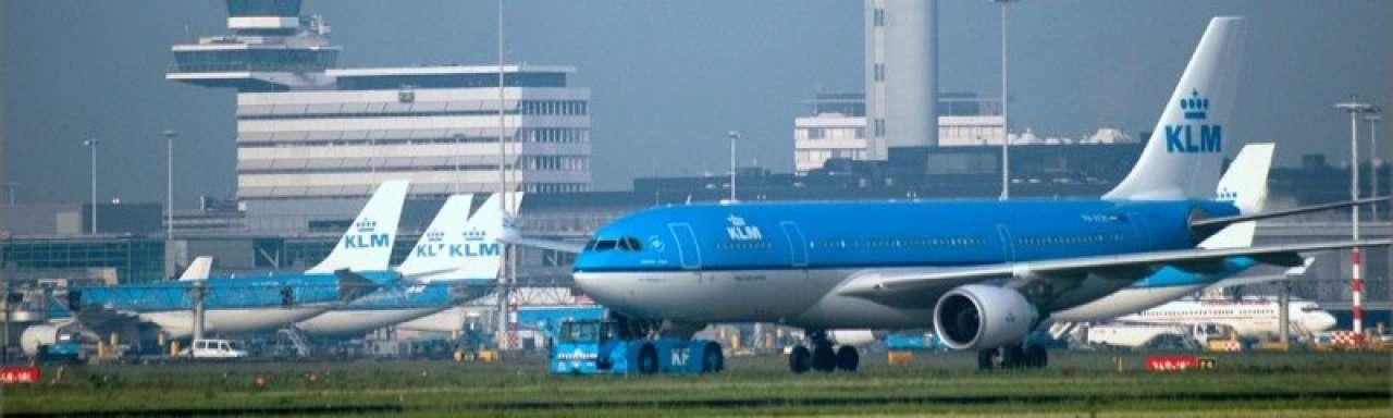 Patatvluchten tussen New York en Amsterdam