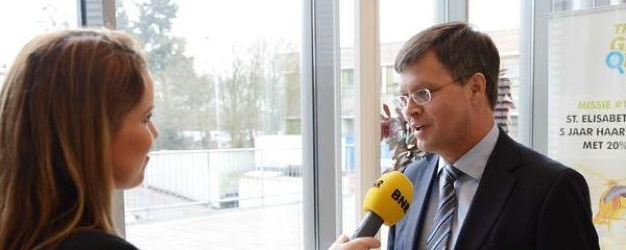 Green Team bespaart €800.000 per jaar in Tilburgs ziekenhuis