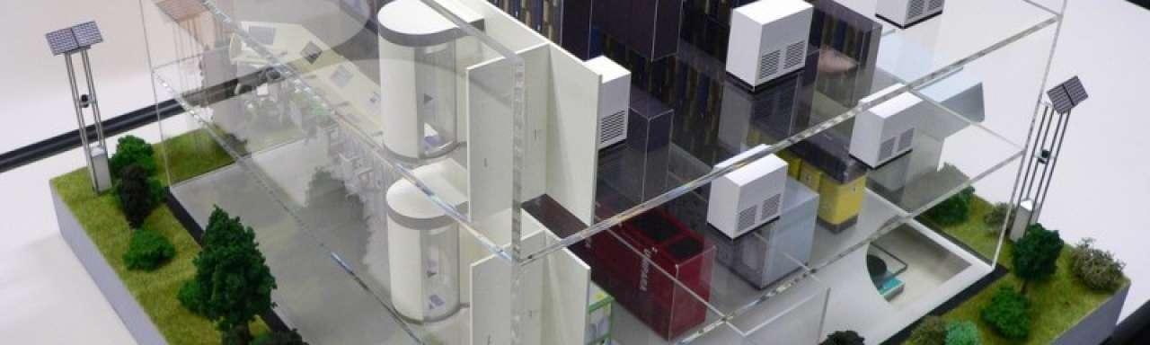Apple primeurt 100% groen datacentrum
