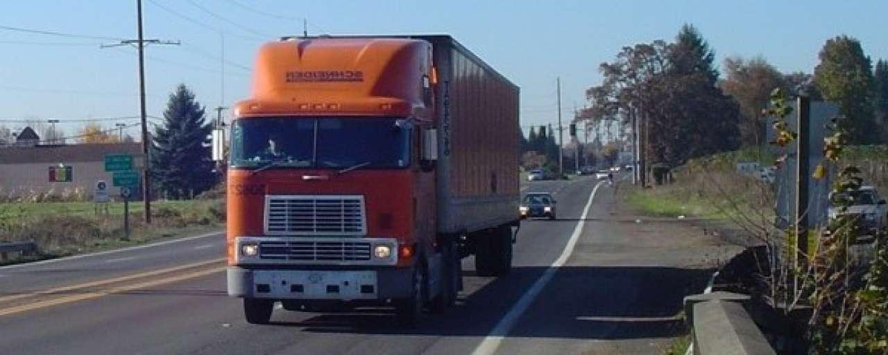 Brussel wil schone, gestroomlijnde vrachtwagens