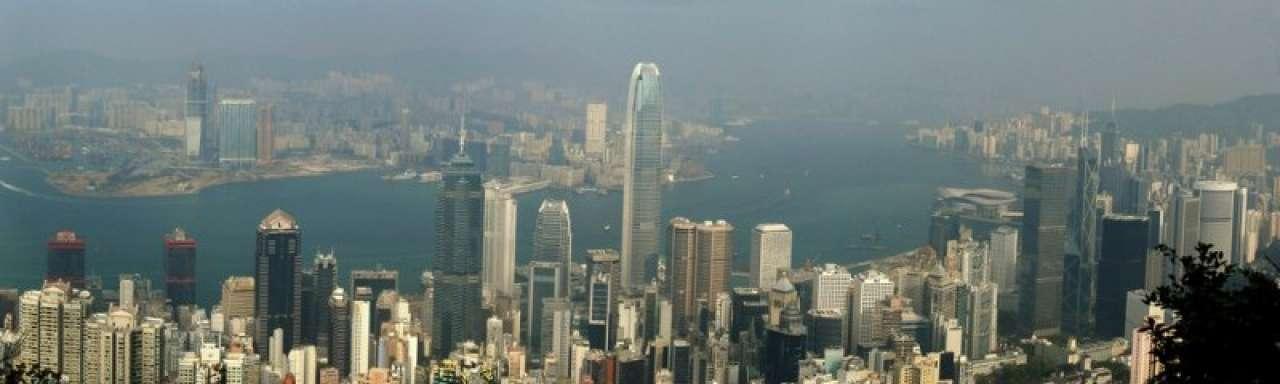 Hongkong zet nieuw record luchtvervuiling voor 2013