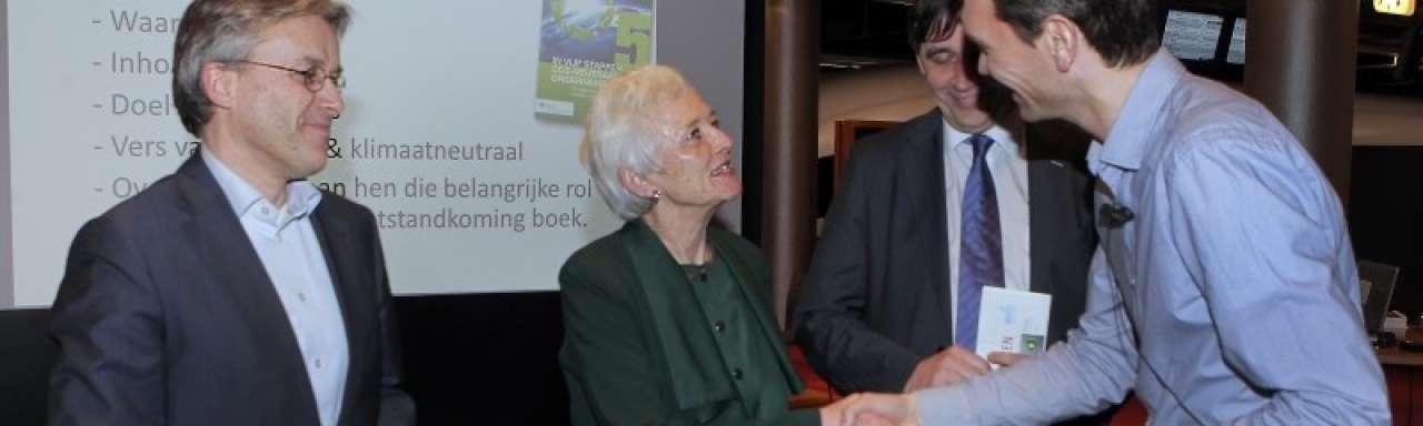 Vijf stappen helpen MKB naar duurzaamheid