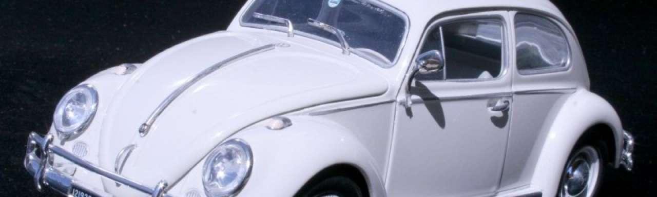 Oude tijden herleven met elektrische VW Kever