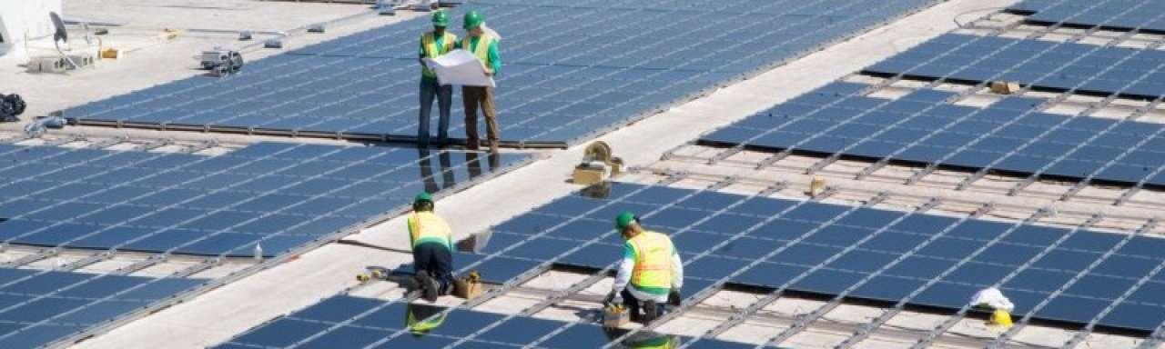 Stanford: 'Zonnepanelen geven eindelijk meer energie dan ze kosten'