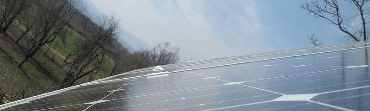 Steeds meer bedrijven gaan over op zonne-energie