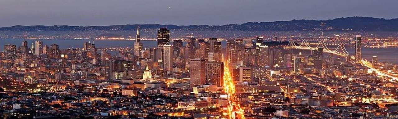 San Francisco leidt race om eerste afvalvrije stad