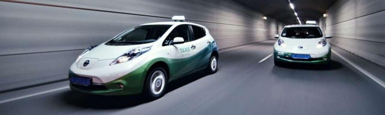 Elektrische taxidienst durft nee te verkopen