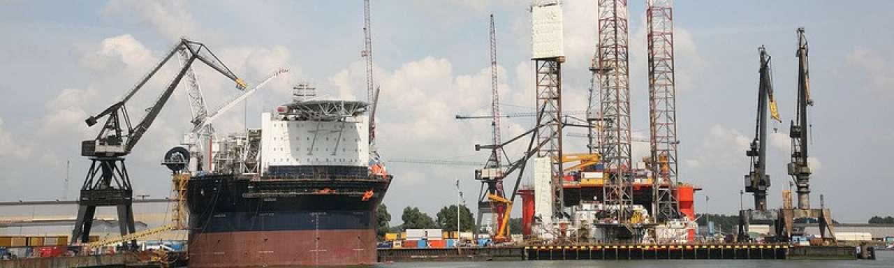 Haven Rotterdam stimuleert verduurzaming scheepvaart