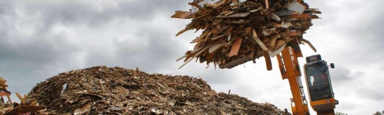 Noord-Europa kampt met tekort aan afval