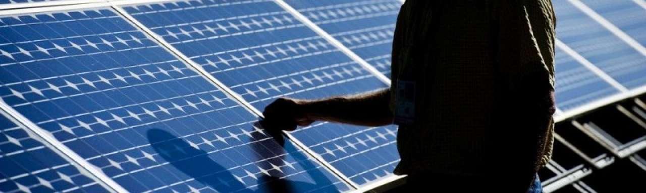 'EU wil import Chinese zonnepanelen belasten'