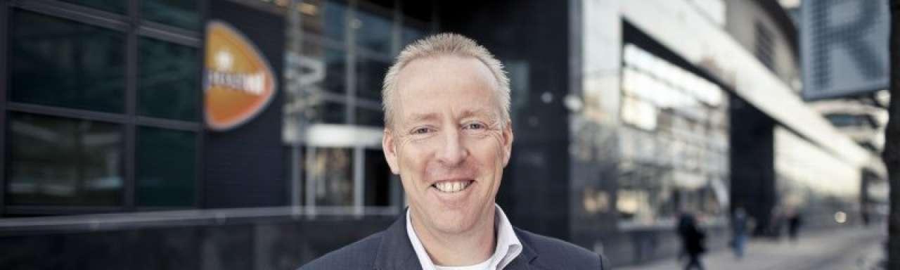 'Toekomstige leiders moeten breder ontwikkeld profiel hebben' (Marcel Krom, PostNL)
