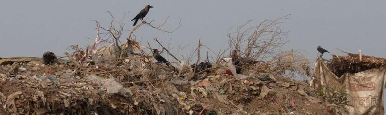 Bedrijfsleven werkt samen tegen afvalcrisis Hongkong
