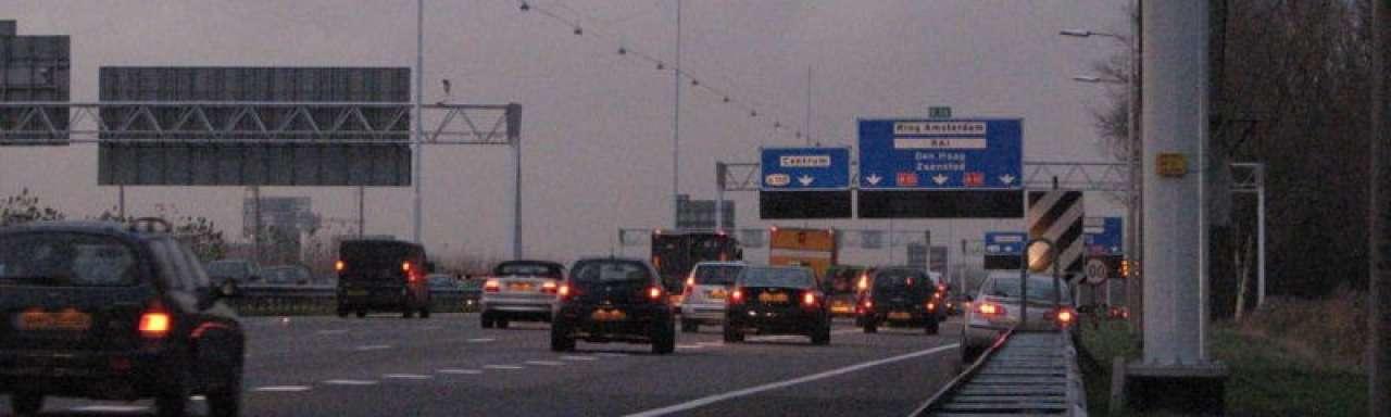 Luchtkwaliteit Nederlandse steden beneden peil