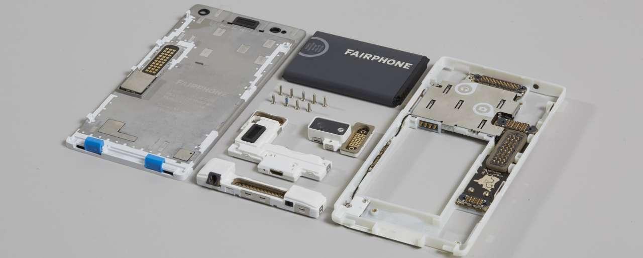 Fairphone modulair