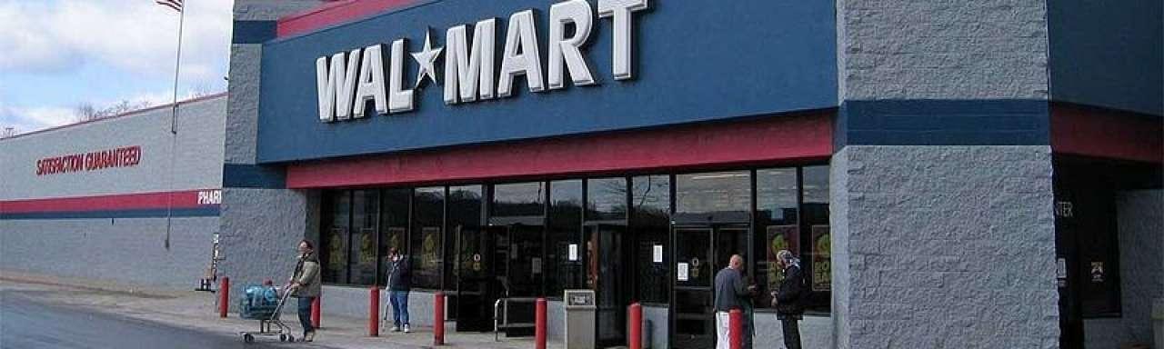 Falend afvalbeleid kost Walmart €63 miljoen