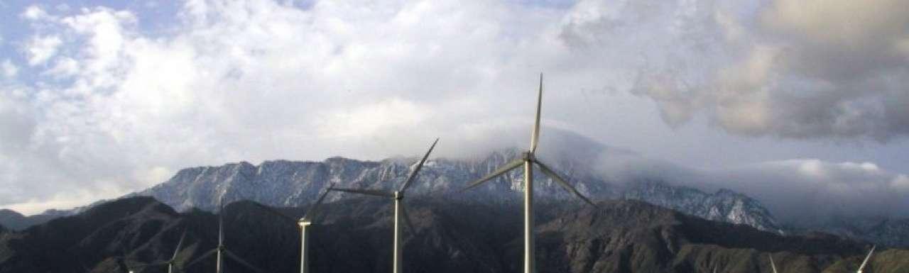 Prijs windturbines zakt 25% in 3 jaar