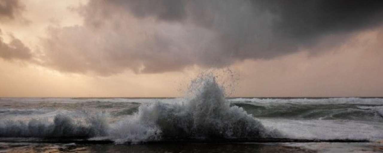 Onderwater windmolen haalt energie uit stroming