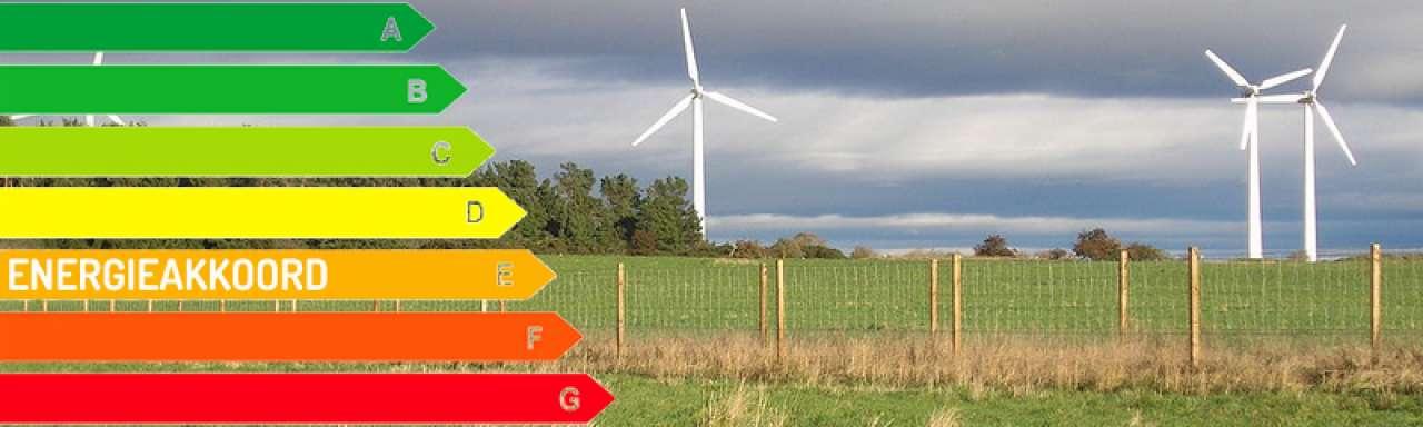 Energieakkoord: geen 16% in 2020