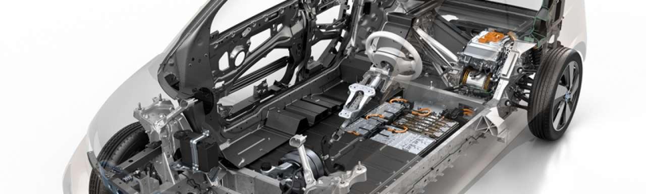 BMW i3, het eerste model in nieuwe duurzame lijn