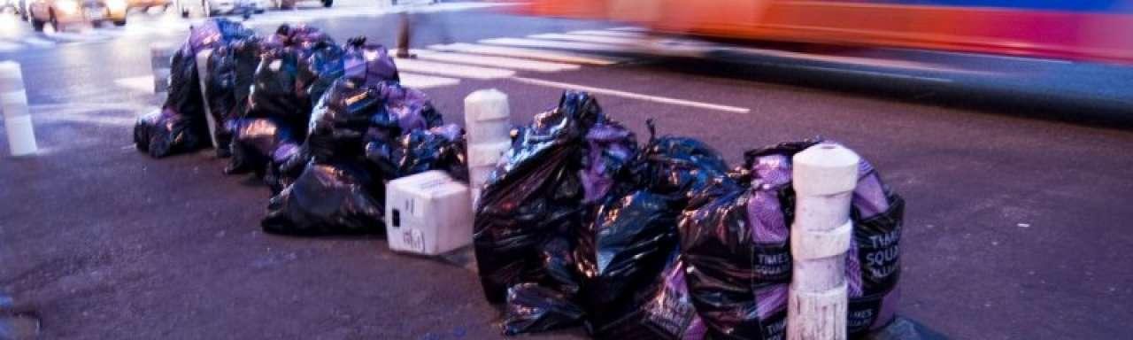 Afvalkosten exploderen tot 300 miljard