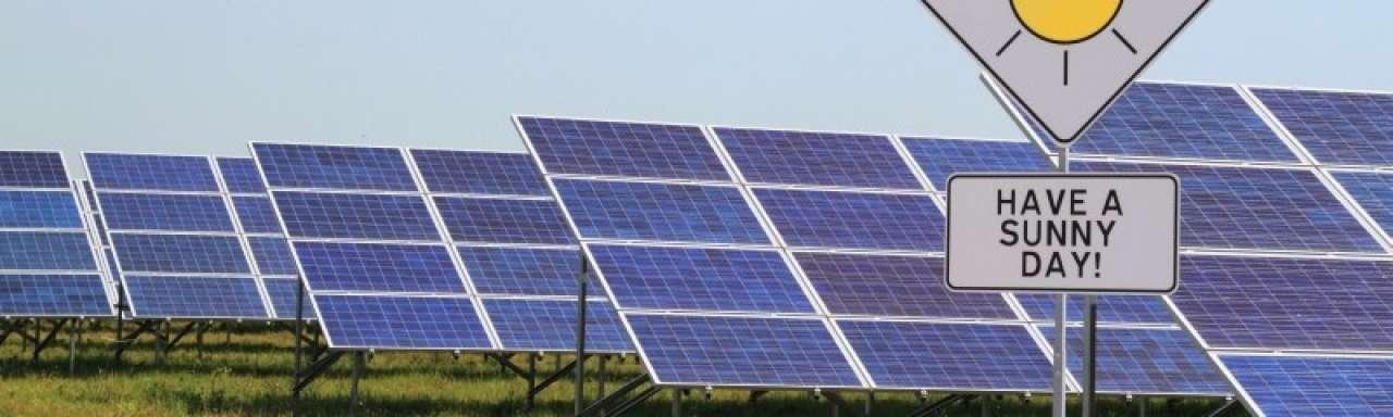 Deutsche Bank: 76% markt zonne-energie 'duurzaam' in 18 maanden