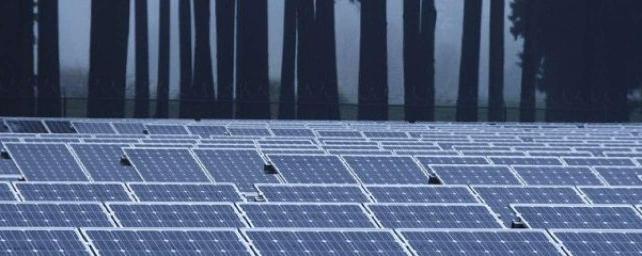 Geen extra actie tegen Chinese zonnepanelen