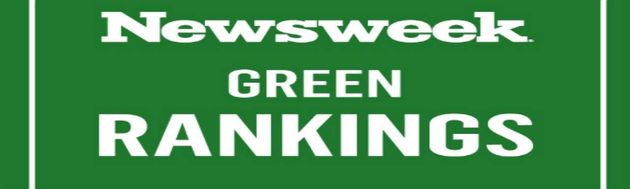 Newsweek maakt 's werelds groenste bedrijven bekend
