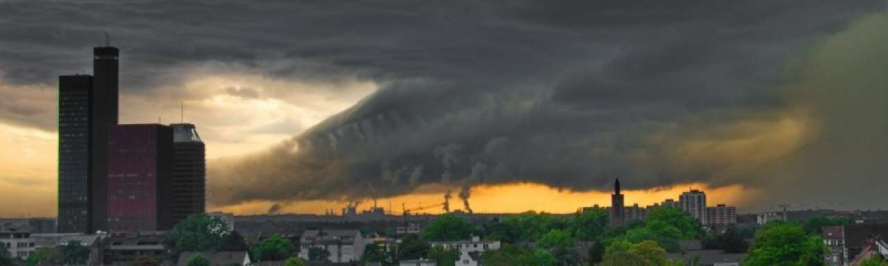 Klimaatverandering oorzaak van helft extreem weer