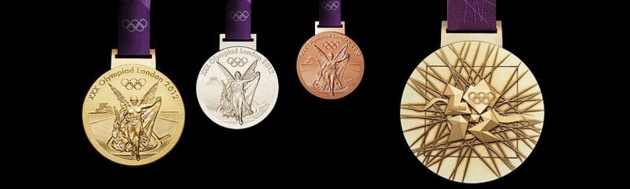 'Olympische medailles vervuilen lucht'