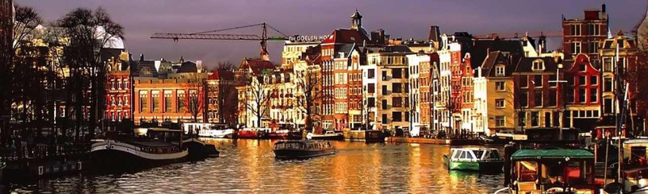 #DWARSBOOM: Lancering Amsterdam Klimaat & Energiefonds