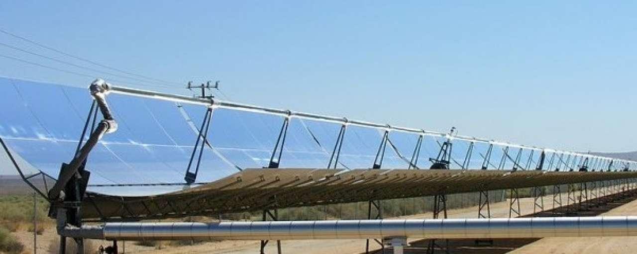 Superzonnecentrale slaat energie ook op