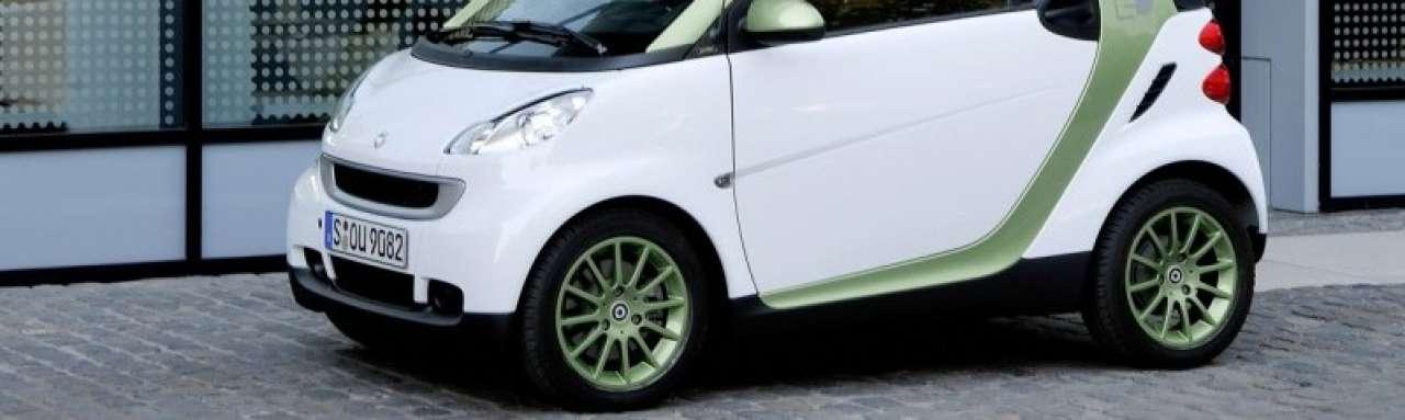 Daimler start productie elektrische auto, verslaat BMW