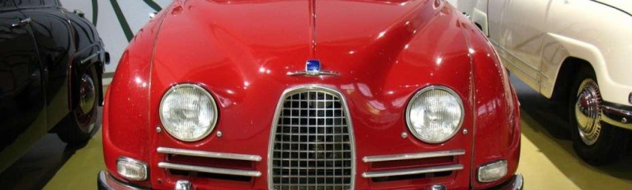 Saab verder als bouwer elektrische auto's