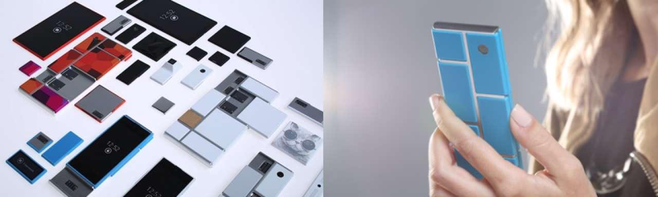 Motorola aan de slag met lego-blokjes smartphone