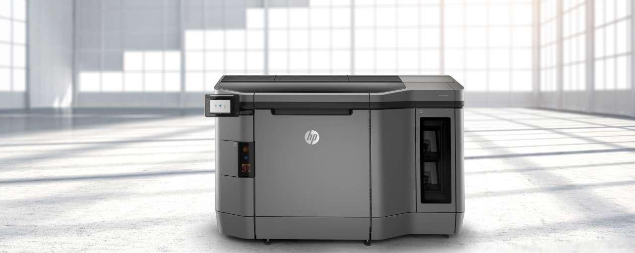 3d-printer van hp