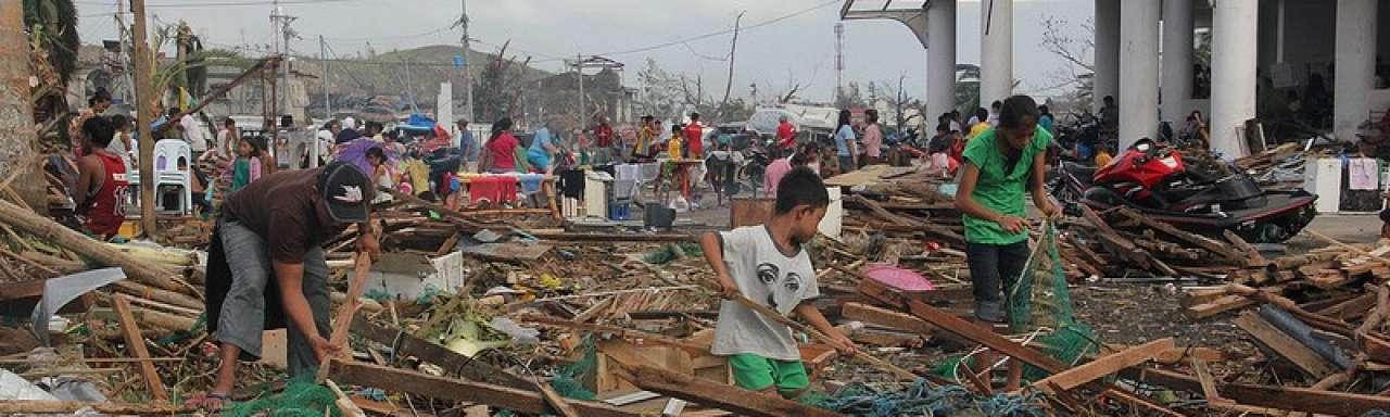Jaarlijks verlies van $200 mrd door extreme weersomstandigheden