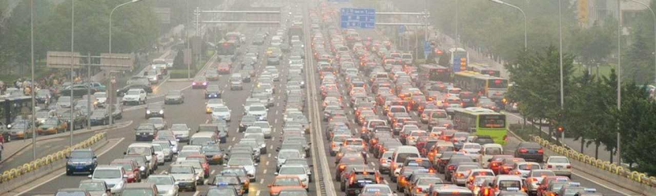 Nieuwe benzine-auto's veel schadelijker dan voorgangers