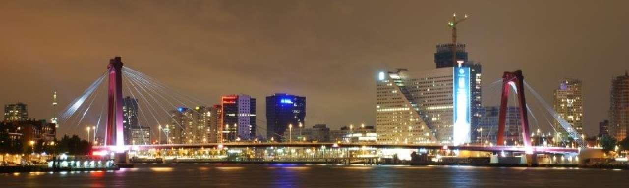 Rotterdamse taxi's ook over op elektrisch