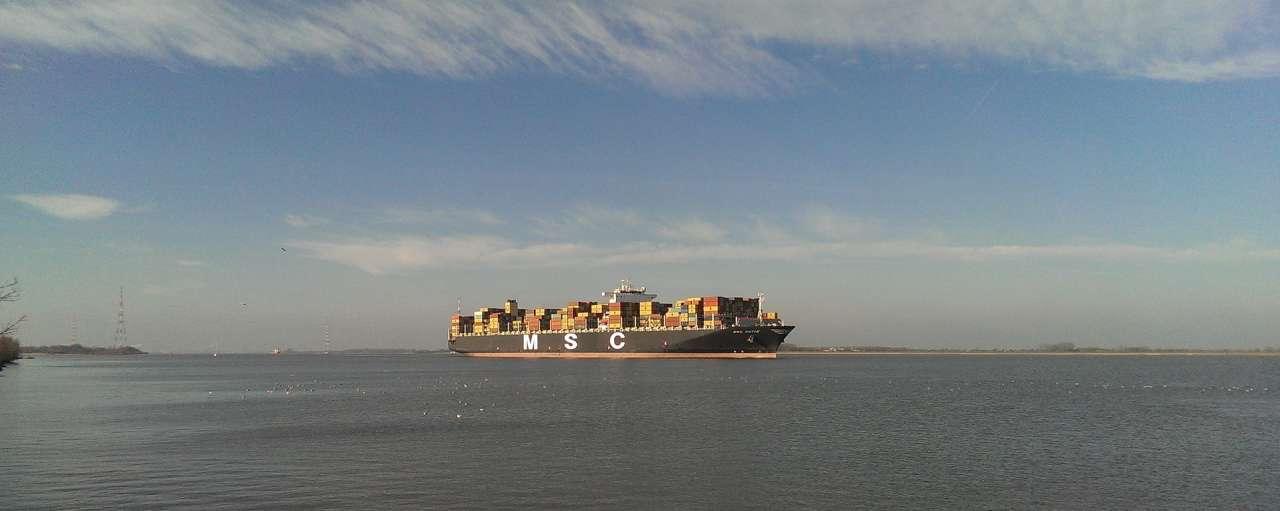 co2-uitstoot scheepvaart