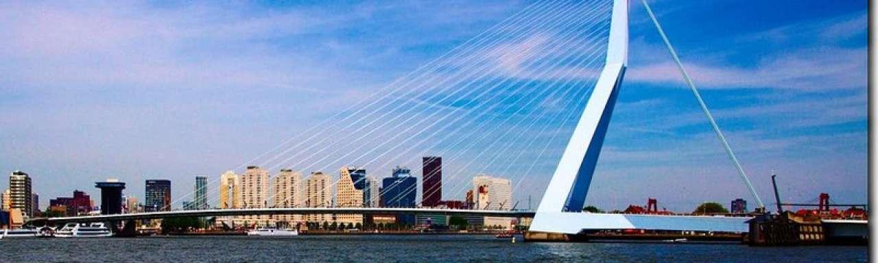 Rotterdam neemt groene vlucht