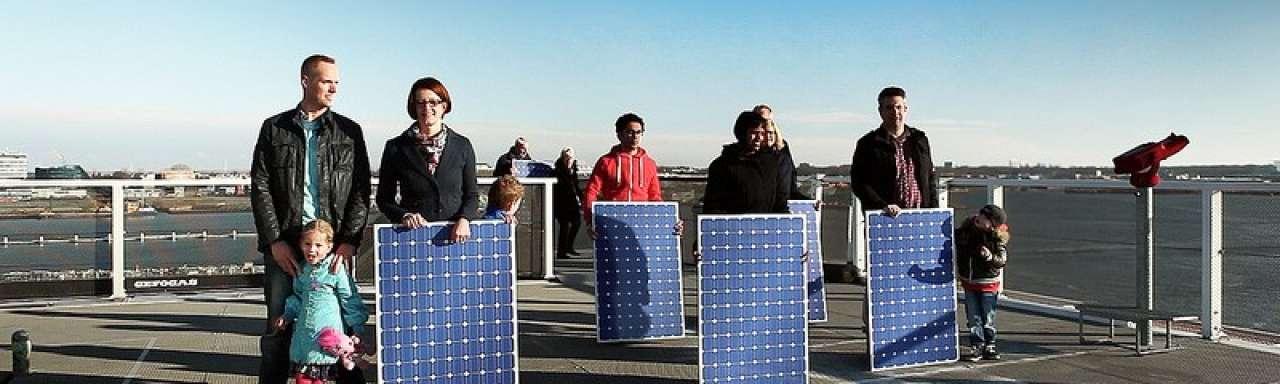 Crowdfunding zorgt voor zonnepanelen op stadion FC Groningen