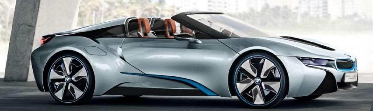 BMW geeft groen licht voor nieuwe elektrische auto