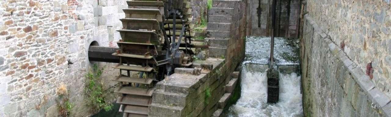 #DWARSBOOM: De Oryon Watermill, een watermolen met nieuwe krachten