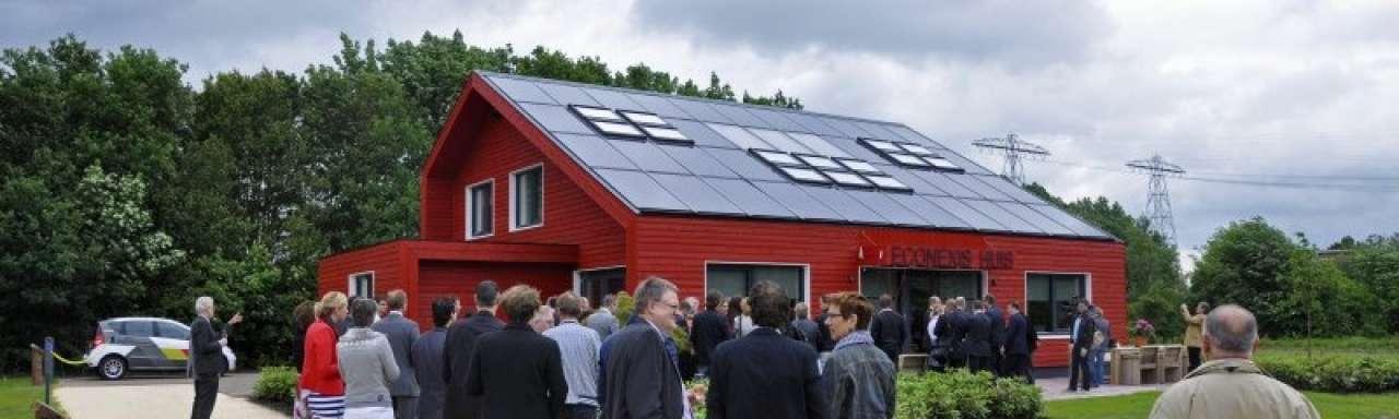 EcoNexis Huis demonstreert toepasbaarheid smart grid