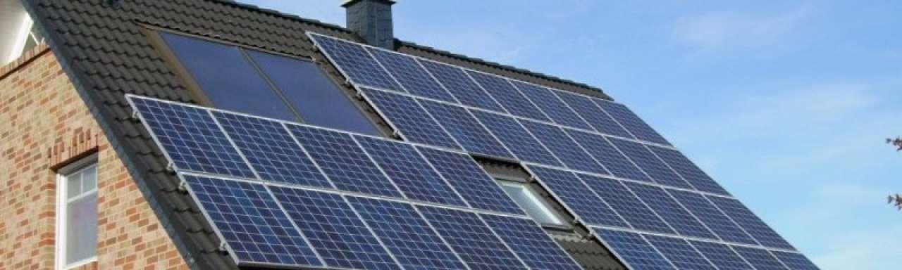 Zonnepanelen 15% goedkoper door gunstige belasting