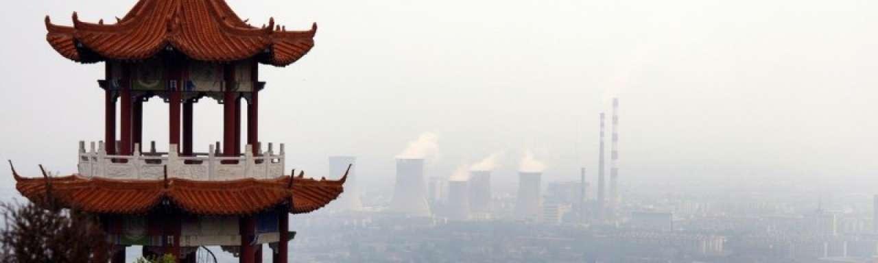 China bestraft vervuilers met lagere kredietwaardigheid