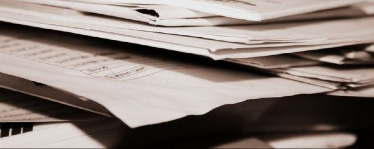Palmolieafval wordt papierpulp